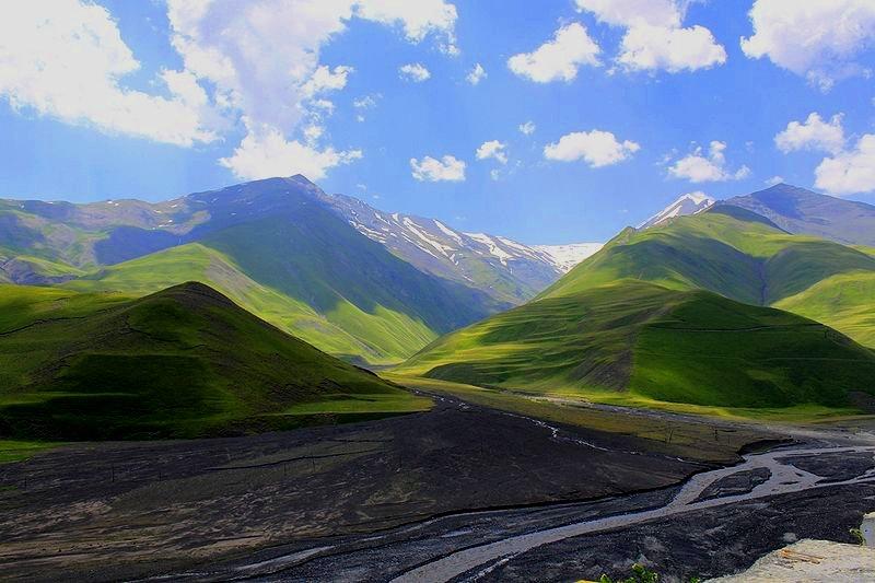 Quba area, Azerbaijan
