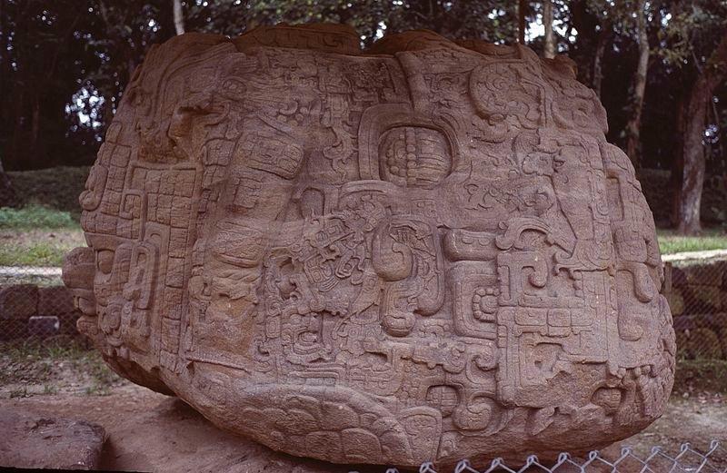 Maya ruins of Tikal, Guatemala