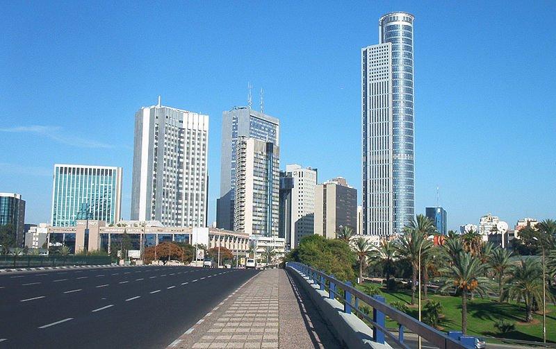 Ramat Gan Towers, Tel Aviv, Israel