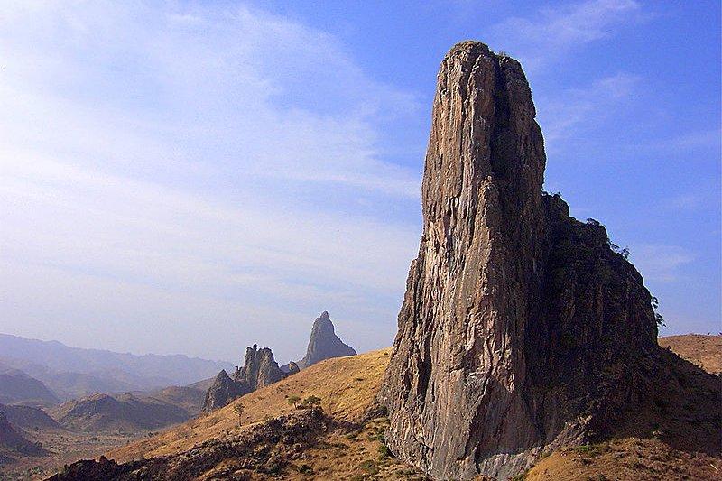 Rhumsiki Peak, Cameroon
