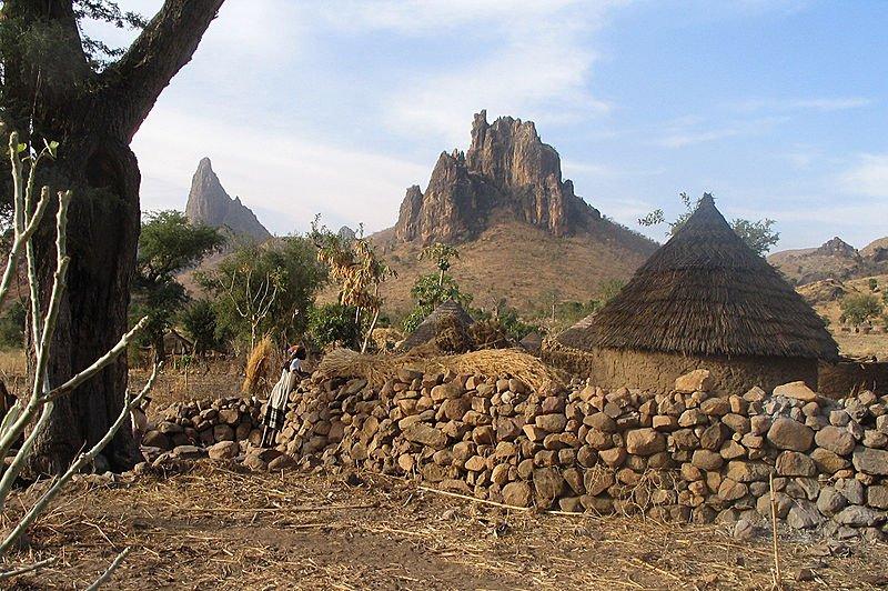 Rhumsiki Village, Cameroon