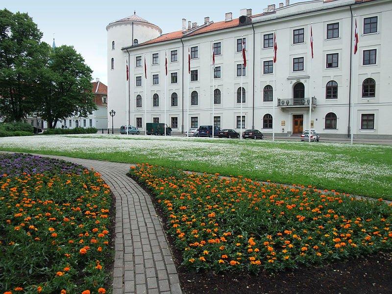 Riga Castle, Latvia