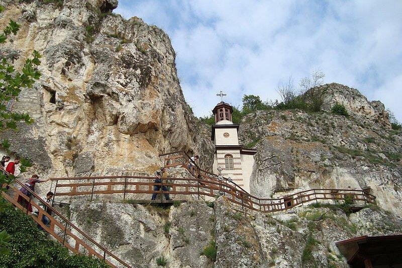 Rock-hewn churches of Ivanovo, Bulgaria