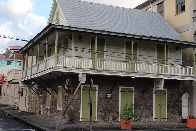 House in Roseau, Dominica