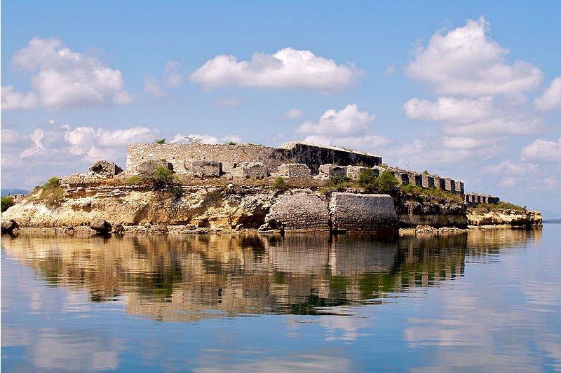 Ruins of Fort-Liberté, Haiti