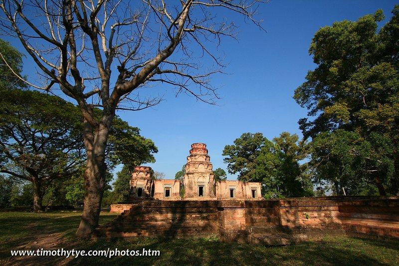 Ruins of Prasat Kravan