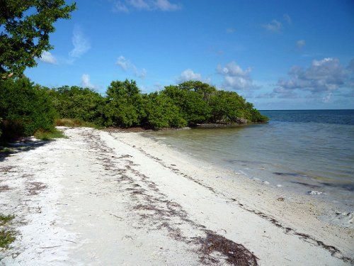 Anne's Beach, Lower Matecumbe Key, Florida