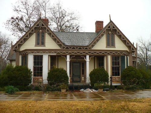Ashe Cottage, Demopolis, Marengo County, Alabama
