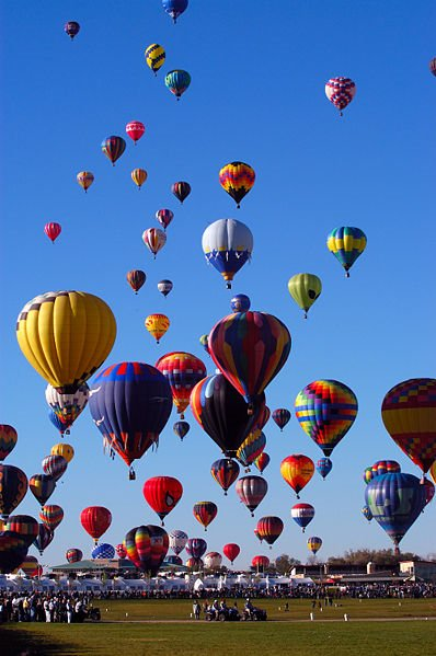 Balloon Festival of Albuquerque