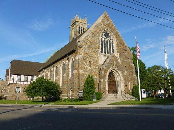 Bethany Congregational Church, Quincy