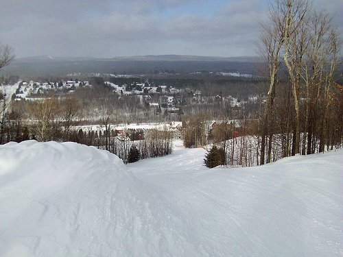 Big Powderhorn Mountain Ski Resort, Michigan
