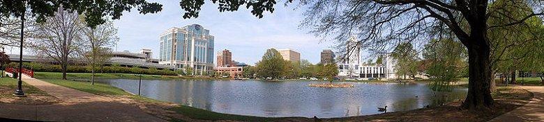 Big Spring Park, Huntsville, Alabama