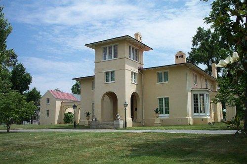 Blandwood Mansion, Greensboro