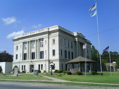 Bryan County Courthouse, Oklahoma