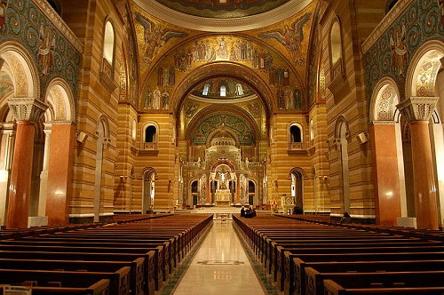 Cathedral Basilica of St Louis, Missouri