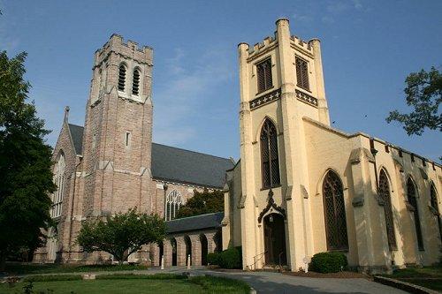 Chapel of the Cross at Chapel Hill, North Carolina