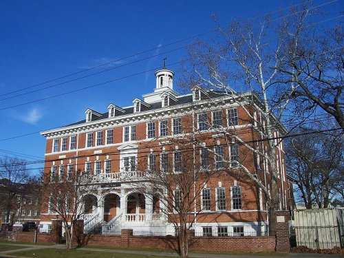 Chappelle Administrative Building, Columbia, South Carolina