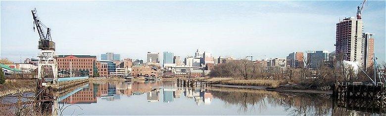 Christina River, Wilmington, Delaware