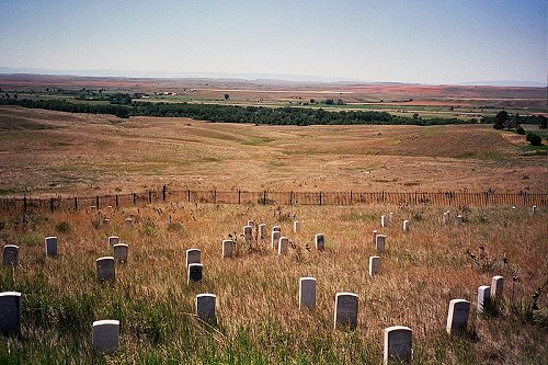 Custer's Last Stand War Cemetery, Montana