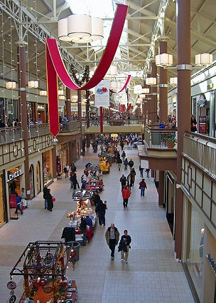 Danbury Fair Shopping Mall