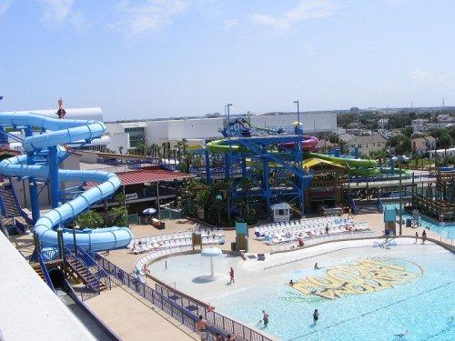 Daytona Lagoon Water Park, Daytona Beach, Florida