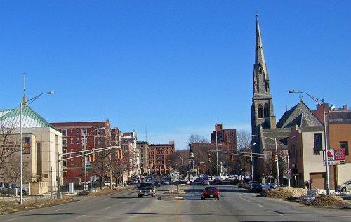 Downtown Waterbury