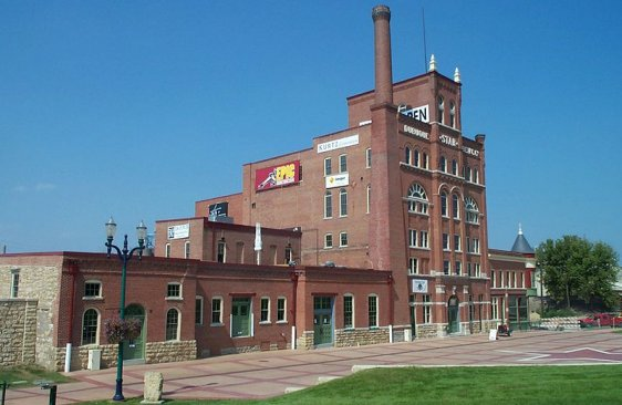 Dubuque Star Brewing Company Building