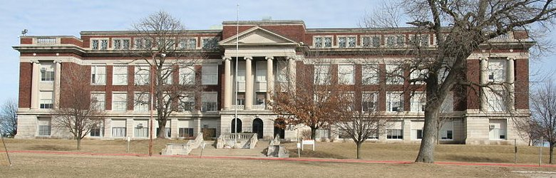 East High School, Waterloo, Iowa