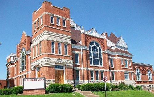 First Baptist Church, Davenport, Iowa