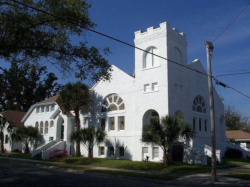 First Christian Church, Pensacola