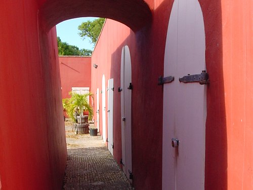 Fort Frederiksted, St Croix