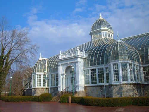 Franklin Park Conservatory, Ohio