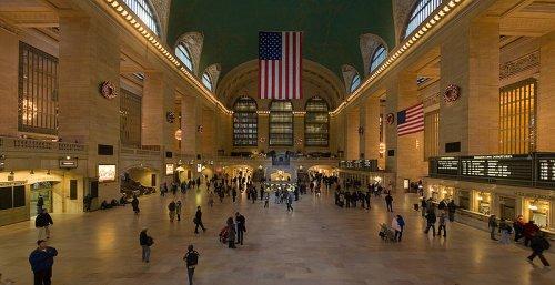 Grand Central Station Main Concourse, Manhattan