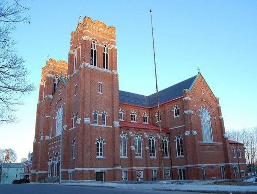 Holy Name of Jesus Church, Holy Name of Jesus Church, Worcester, Massachusetts