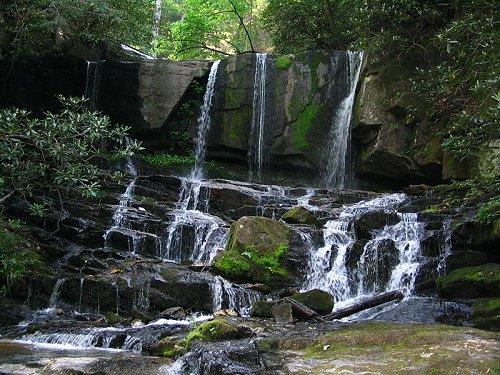 Jocassee Waterfall, South Carolina