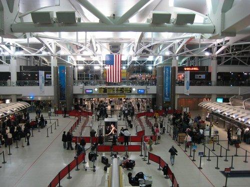 Terminal 1, John F Kennedy International Airport