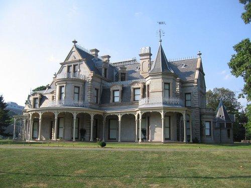 Lockwood Mathews Mansion, Norwalk
