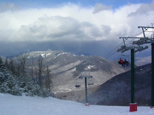 Loon Mountain, New Hampshire