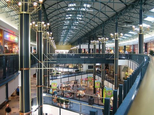 Mall of America in Bloomington, Minnesota