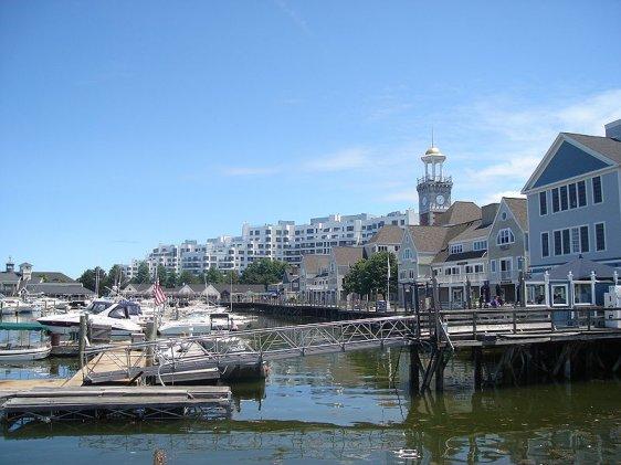 Marina Bay, Quincy, Massachusetts