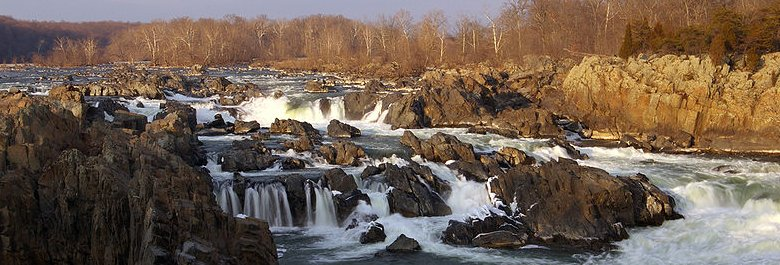 Maryland, Great Falls of the Potomac River