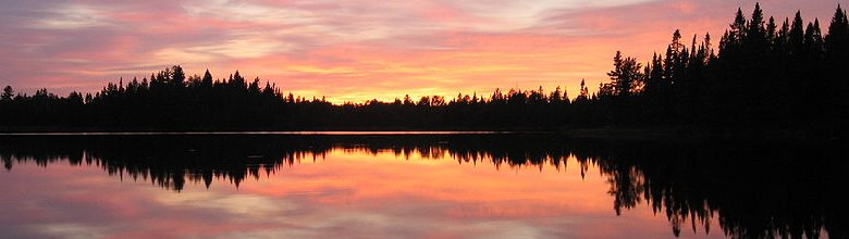 Minnesota Travel Guide: Pose Lake, Boundary Waters Canoe Area Wilderness