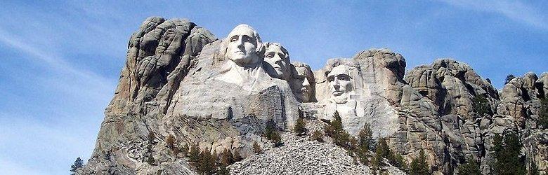 Mount Rushmore National Memorial, South Dakota