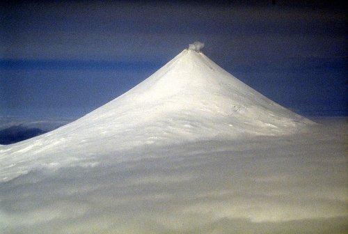 Mount Shishaldin, Alaska