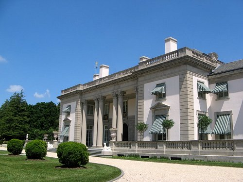 Nemours Mansion, Wilmington, Delaware