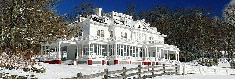 North Caroline, Flat Top Manor, Blue Ridge Parkway, North Carolina