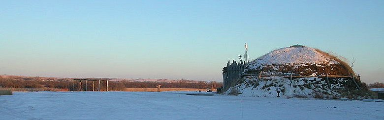 North Dakota, Knife River Indian Villages National Historic Site