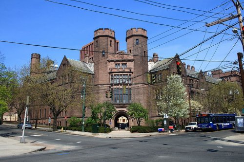 Osborn Memorial Laboratories at Yale University, New Haven