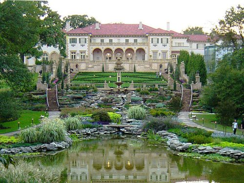 Philbrook Museum of Art, Tulsa, Oklahoma