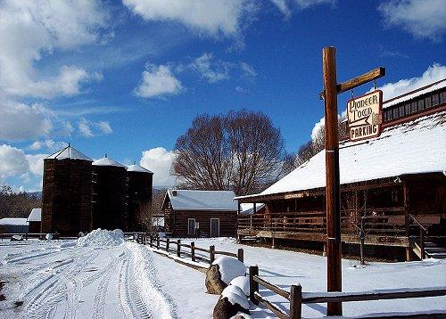 Pioneer Town, Cedaredge, Colorado